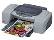HP CP-1700 Color Inkjet
