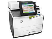 HP PageWide MFP 586