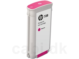 HP No. 728 DesignJet Ink Cartridge F9J66A