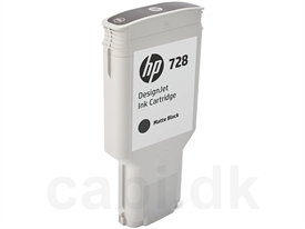 HP No. 728 DesignJet Ink Cartridge F9J68A