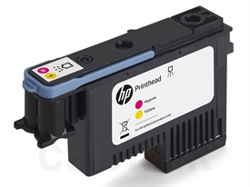HP No. 744 Printhoved F9J87A