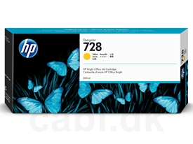 HP No. 728 DesignJet Ink Cartridge F9K15A
