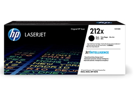HP No. 212X / W2120X LaserJet Toner Cartridge W2120X
