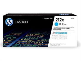 HP No. 212X / W2121X LaserJet Toner Cartridge W2121X