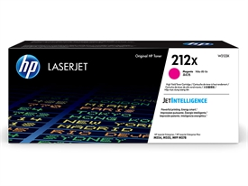 HP No. 212X / W2123X LaserJet Toner Cartridge W2123X